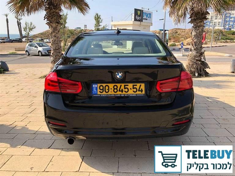 רכב פרטי ב.מ.וו / BMW סדרה 3  בראש העין