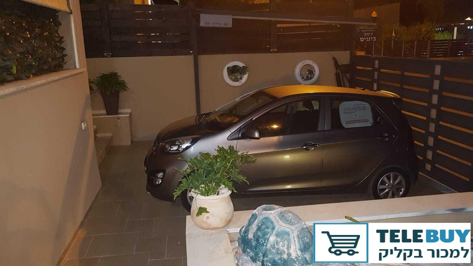 רכב פרטי קיה פיקנטו  בעמק יזרעאל