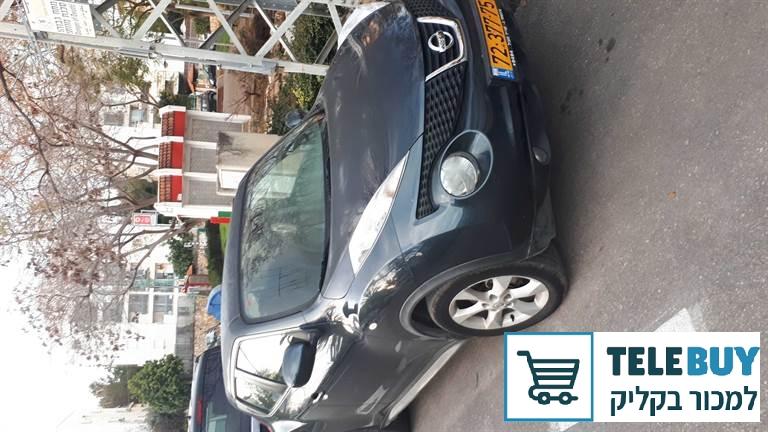 רכב פרטי ניסאן ג'וק JUKE בראש העין