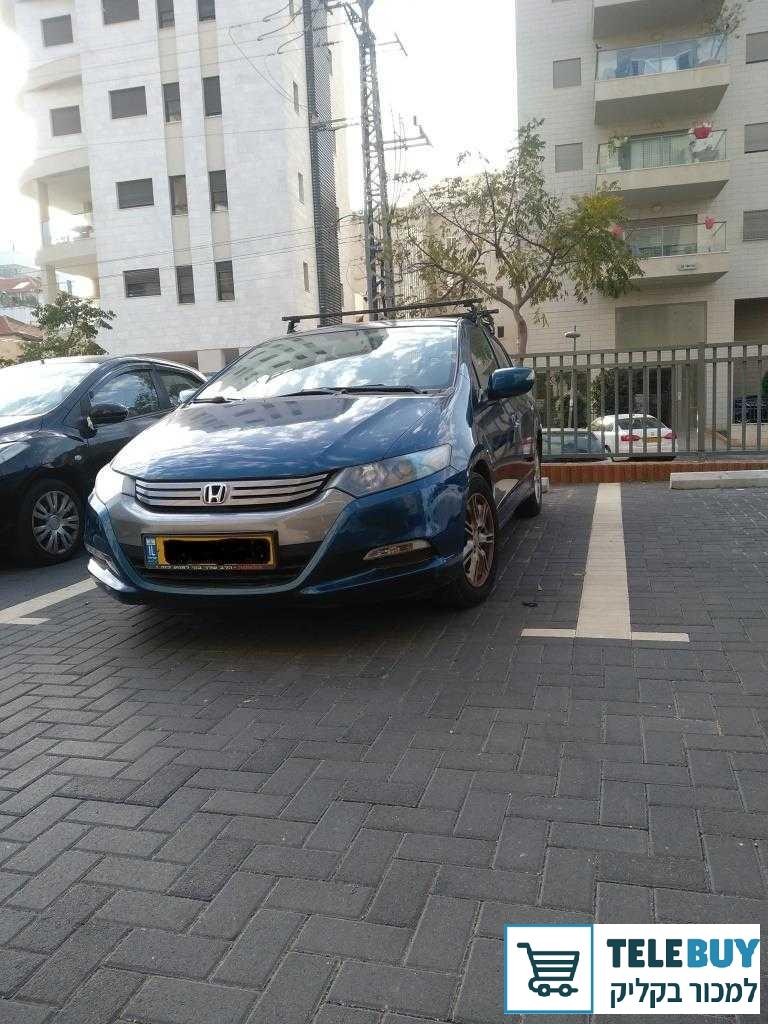 רכב פרטי הונדה אינסייט בראשון לציון