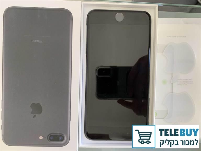 מכשיר סלולרי אפל Apple אייפון 7 פלוס בחיפה