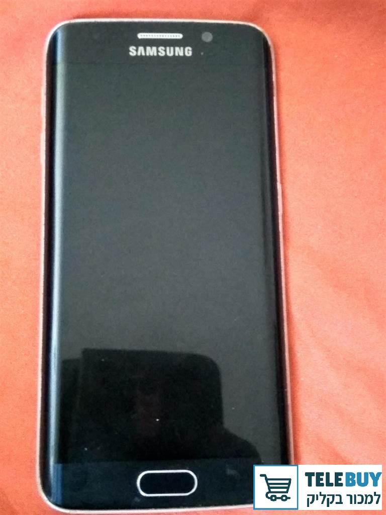 סלולרי מכשיר סלולרי סמסונג גלקסי S6 Edge באשדוד ואשקלון