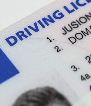 מה לעשות במקרה של אובדן רישיון נהיגה?