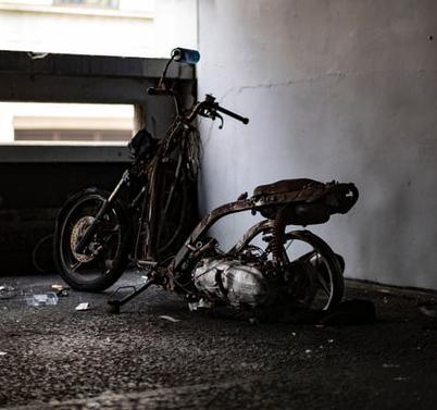 איך לשמור על האופנוע שלך מפני גנבים?